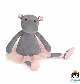 Jellycat Jellycat Dancing Darcey Hippo