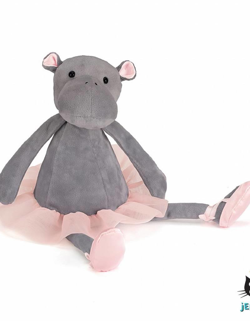 Jellycat Jellycat Dancing Darcey Hippo 33cm