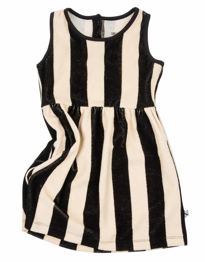 CarlijnQ CarlijnQ Mr. Tiger tank top jurk