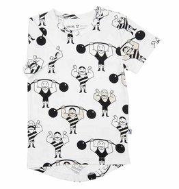 CarlijnQ CarlijnQ Muscle man t-shirt (Laatste 122/128)