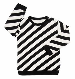 CarlijnQ CarlijnQ Electric zebra sweater