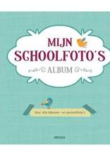 Uitgeverij Deltas Mijn schoolfoto's album groen