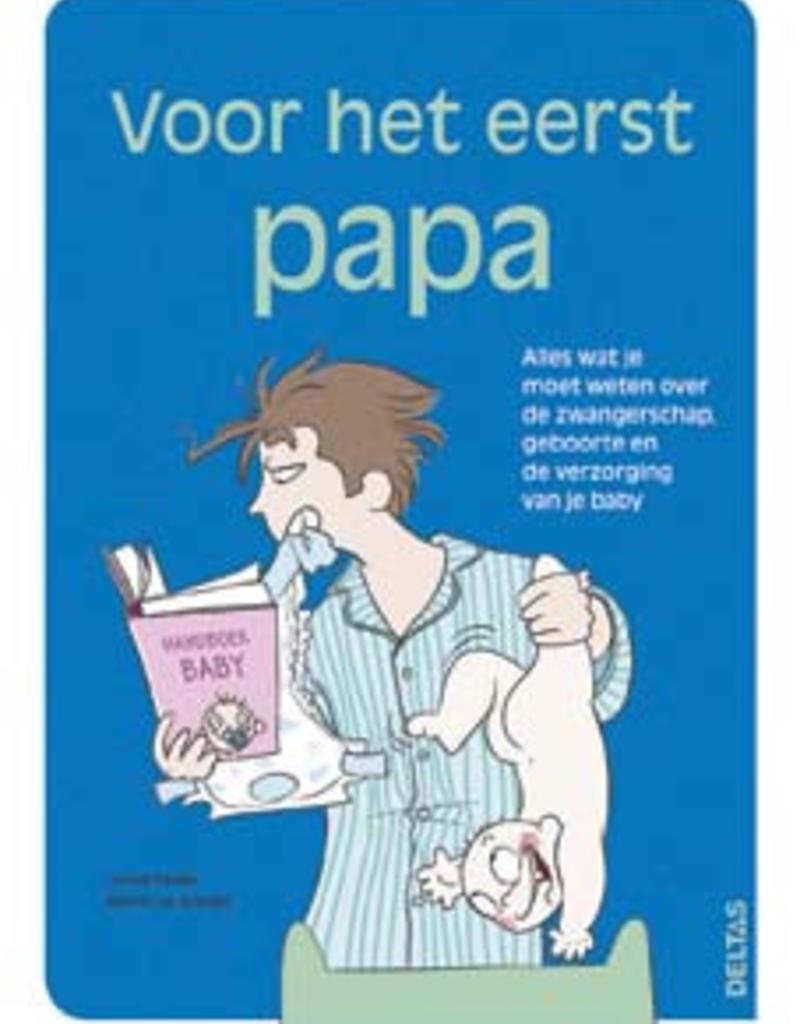 Uitgeverij Deltas Voor het eerst papa