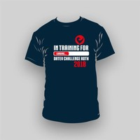 "Challenge Roth Challenge T-Shirt ""In Training for 2018"""