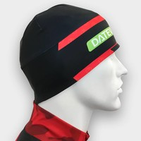 "RenéRosa Challenge Hat ""Classic"" in Black and Red"