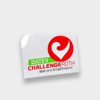 Challenge Roth Challenge Sticker small