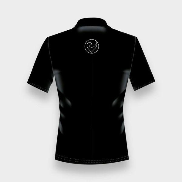 Challenge Roth Challenge Polo Shirt in Schwarz