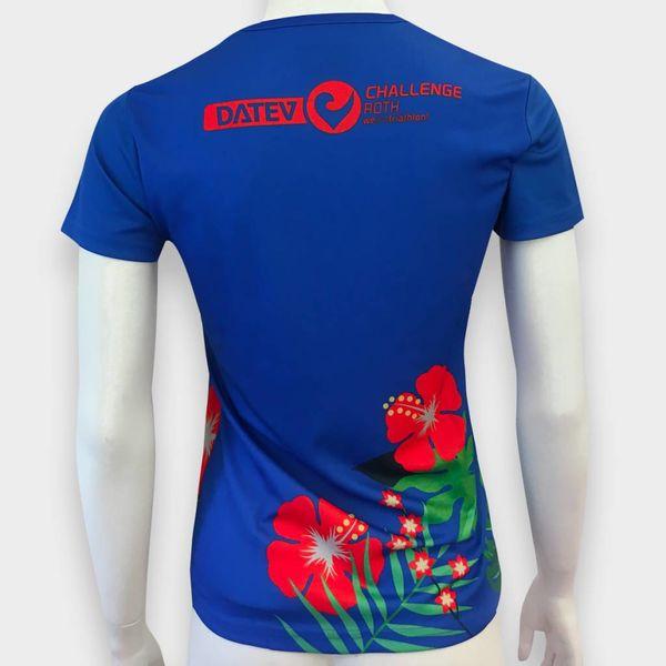 "Challenge Roth Challenge Flower T Shirt ""Wanna Challenge me?"""