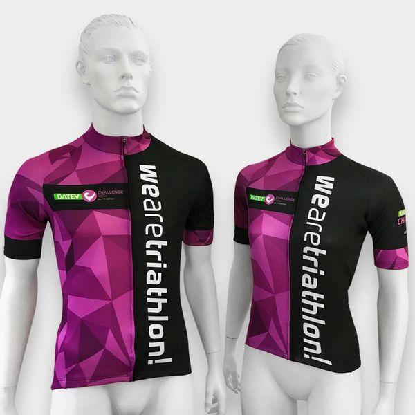 "RenéRosa Challenge Short Sleeve Trikot ""Performance"" Purple"