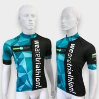 "RenéRosa Challenge Short Sleeve Trikot ""Performance"" Turquoise"
