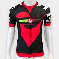 """RenéRosa Challenge Biketrikot """"ProSeries"""" in Black and Red"""