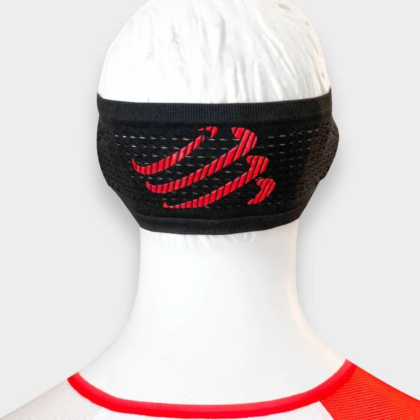 Compressport Compressport Headband Schwarz