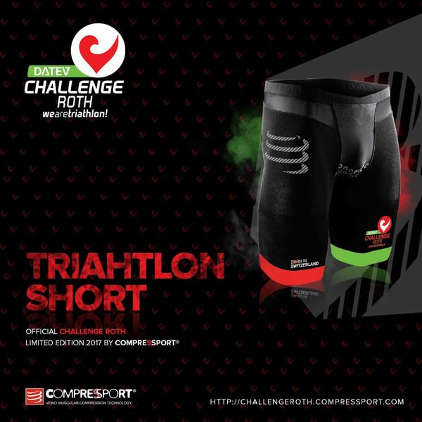 Compressport Compressport Brutal Shorts in Black