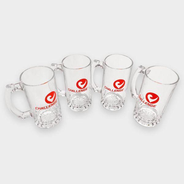 3 Trinkgläser + 1 Gratis!