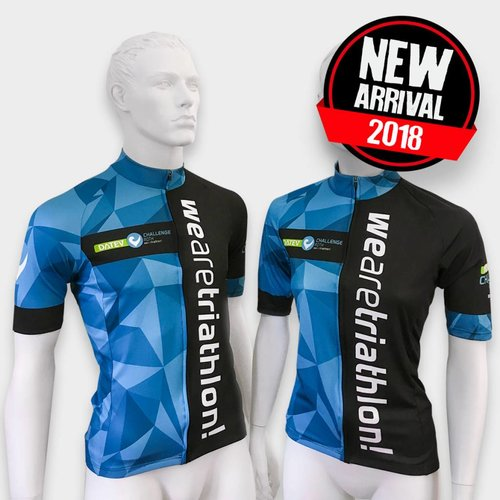 "RenéRosa Short Sleeve Trikot ""Performance"" Blau"