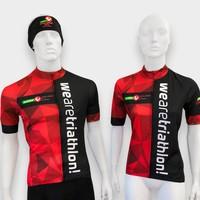 "RenéRosa Challenge Short Sleeve Trikot ""Performance"" Red"