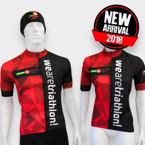 "RenéRosa Short Sleeve Trikot ""Performance"" Red"