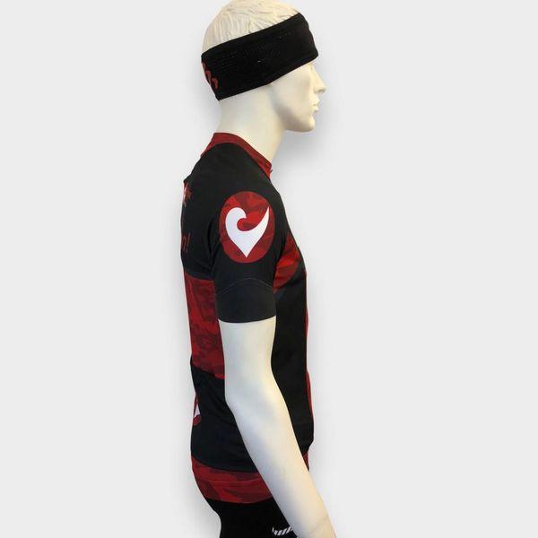 """RenéRosa Challenge Short Sleeve Trikot """"ProSeries"""" in Red"""
