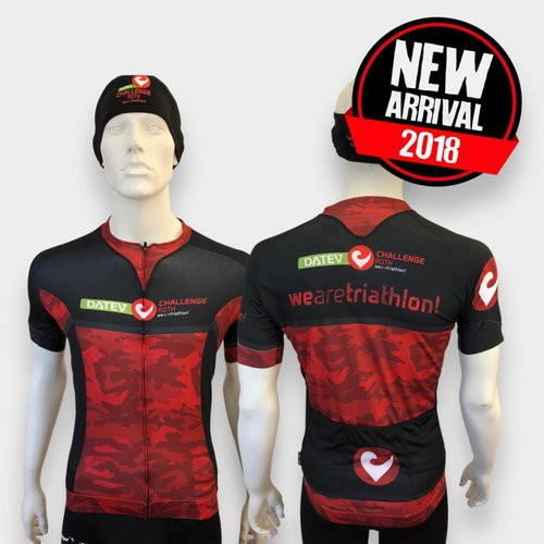 "RenéRosa Short Sleeve Trikot ""ProSerie"" Red"