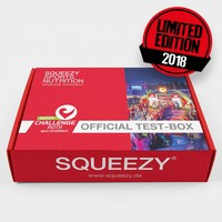 SQUEEZY SPORTS NUTRITION Test the products of the DATEV Challenge Roth 2018