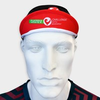 Challenge Cycling Cap black