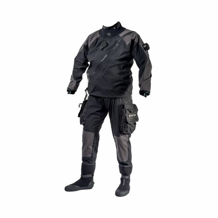 Mares XR1 Drysuit Kevlar with ST Seals Silicone - XR Line
