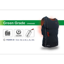 Green Grade Thermalution Heating Vest