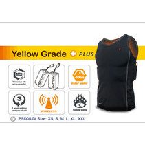 Yellow Grade PLUS+ Thermalution Heating Vest