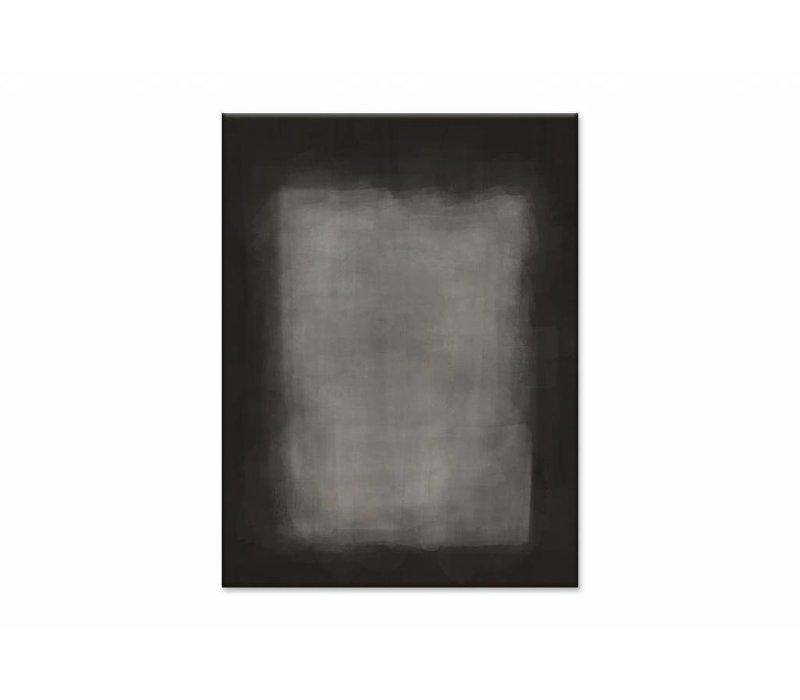 Frame weiss • staande afdruk op canvas