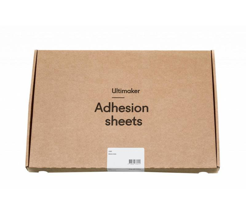 Ultimaker 2+/3 Adhesion sheets