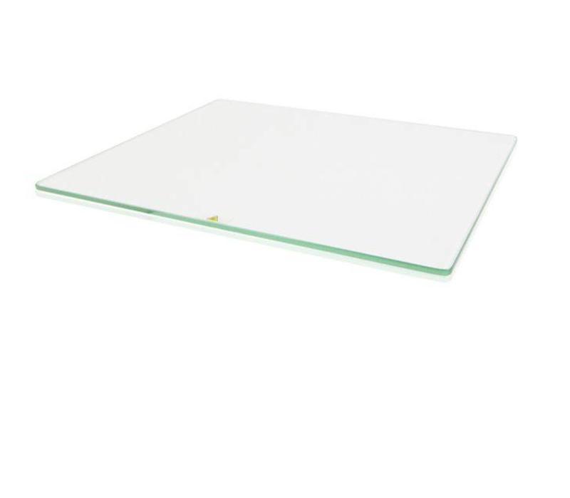 Ultimaker Glasplaat