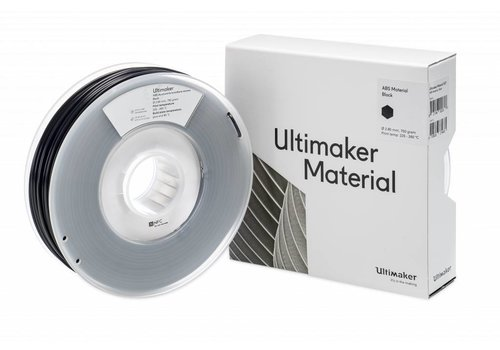 Ultimaker Ultimaker ABS Black 2,85mm