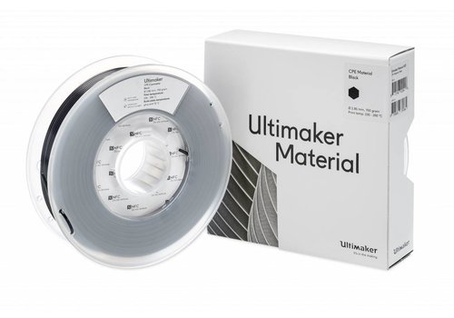 Ultimaker Ultimaker CPE Black 2,85mm