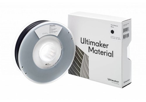 Ultimaker Ultimaker PLA Black 2,85mm