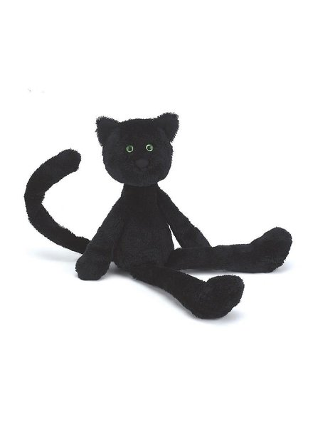 Jellycat Zwarte poes