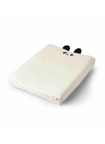 Liewood Egon Changing Mat Cover Panda - 62x50 cm