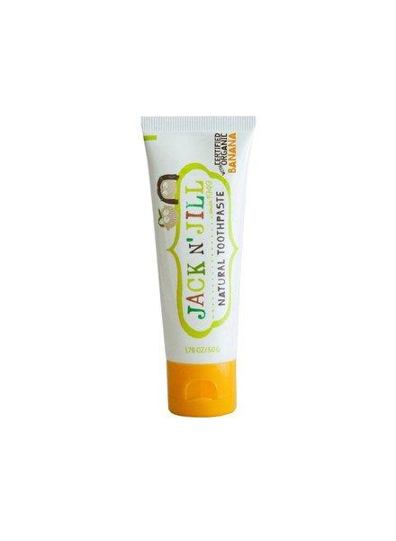 Jack 'n Jill Natural Toothpaste Organic Banana