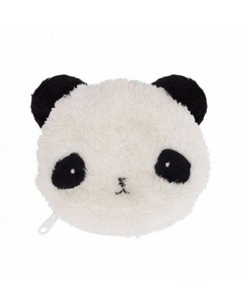A Little Lovely Company Pocket money purse - fluffy panda