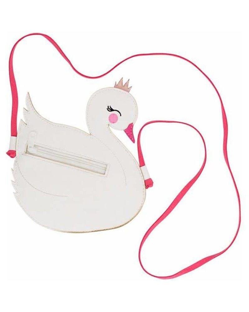 A Little Lovely Company Pocket money bag - little swan