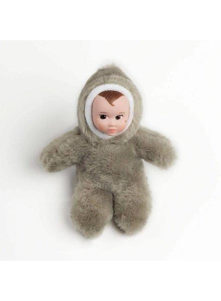 Goodnight Light Sweetheart doll - grijs