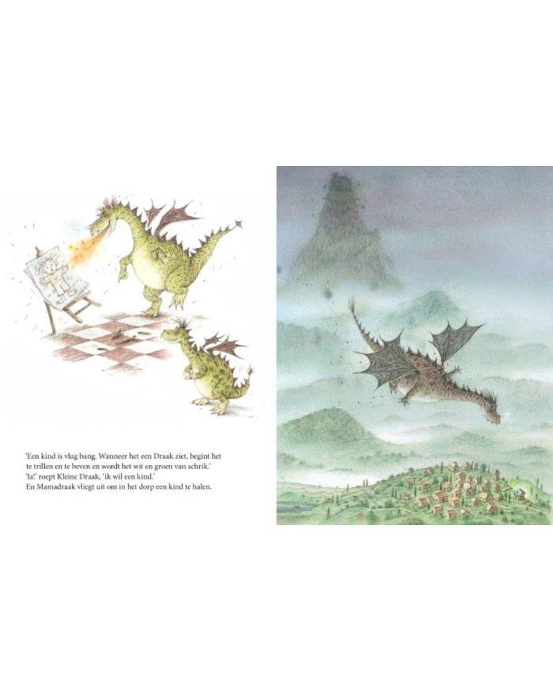 De Eenhoorn Kleine draak