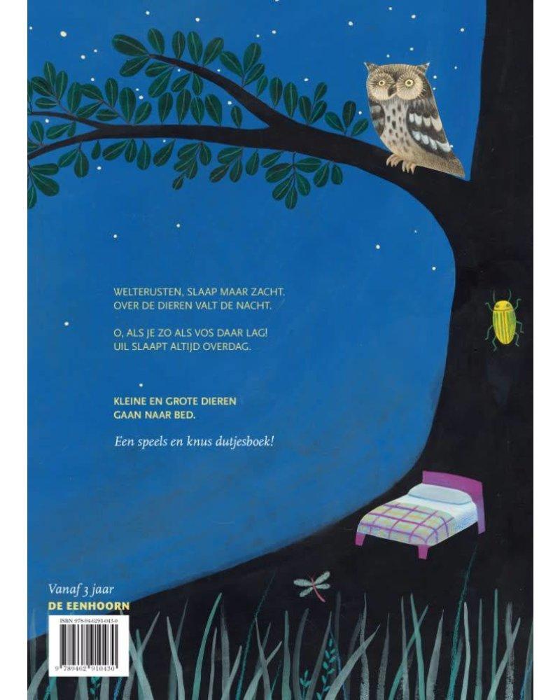 De Eenhoorn Het grote slaapjesboek