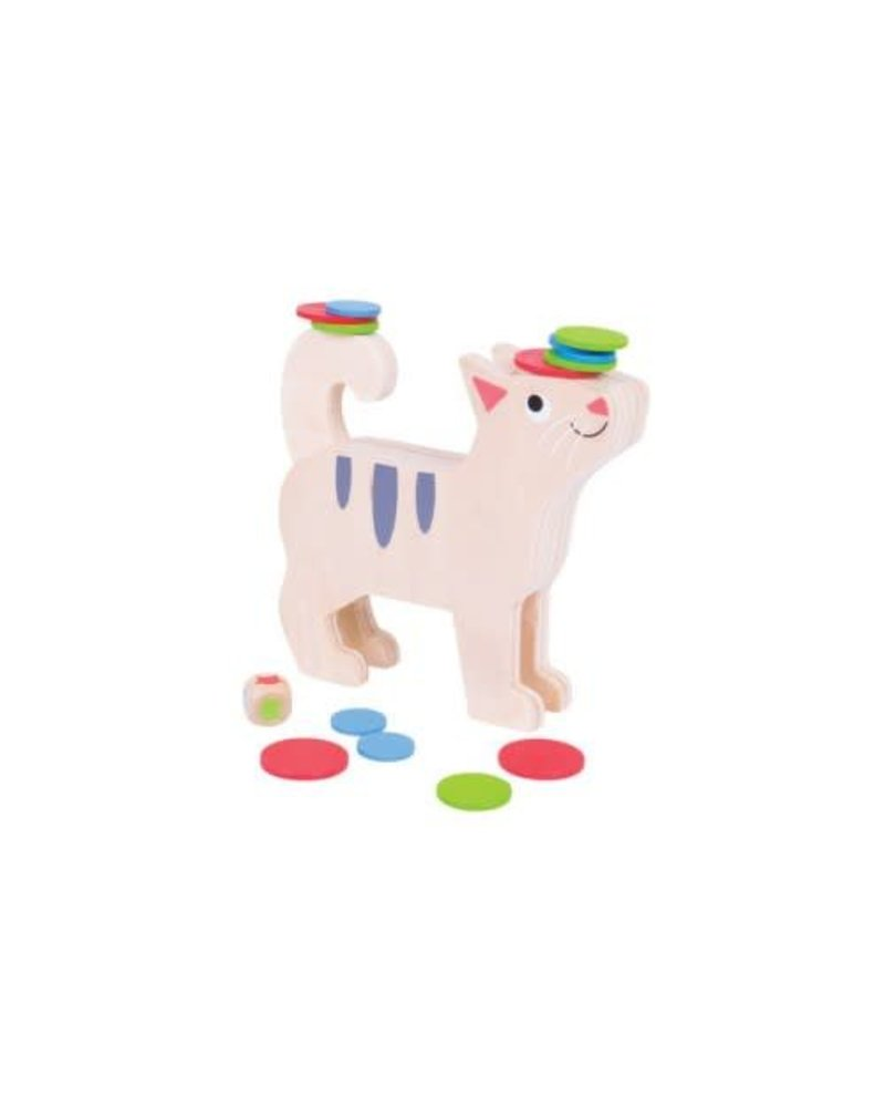 Bigjigs Toys Stack a cat