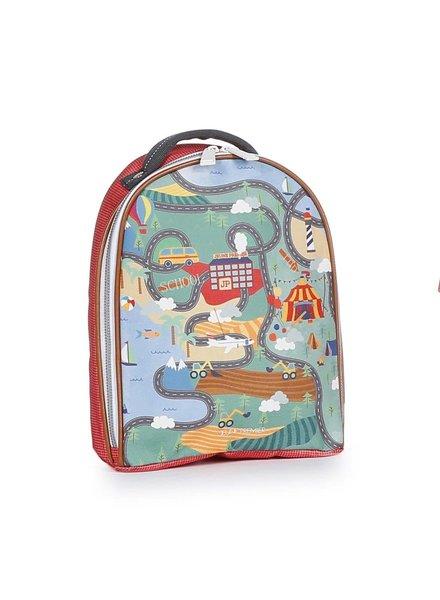 Jeune Premier Backpack Ralphie Roadmap