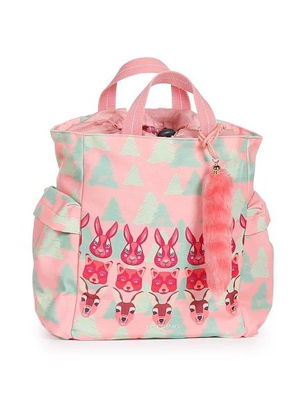 Jeune Premier Backpack Billie Mini Forest Girl