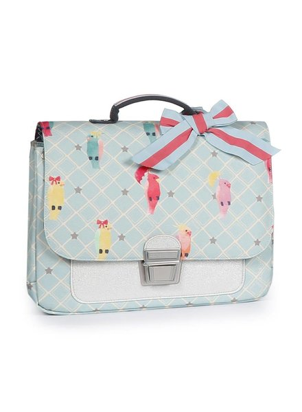 Jeune Premier It Bag Mini Posh Parrots
