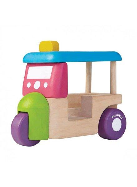 Plan Toys Tuktuk