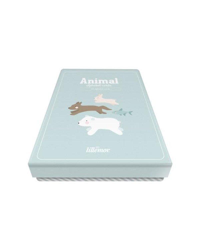 Eef Lillemor Animal Alphabet cards