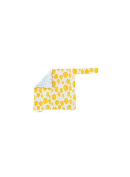 Trixie Baby Fopspeendoekje Balloon Yellow