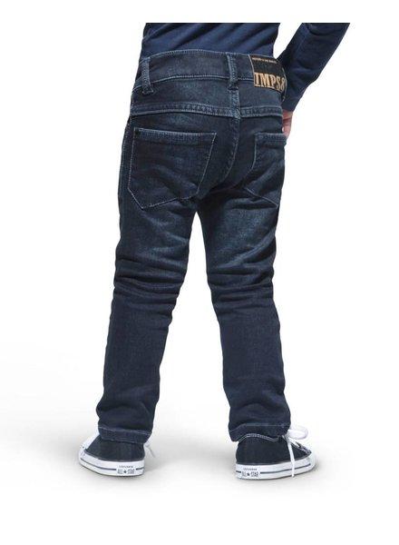 Imps & Elfs 6-Pocket Slim Fit - Stone dark